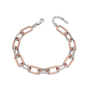 Interlocking Square Bracelet