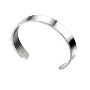 Plain Steel Cuff