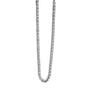 S/STEEL Curb 56cm NECKLACE
